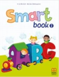 Навчальний посібник АBC Smart Book 1 клас English with CD Mitchell H. (в-во MM Publications)